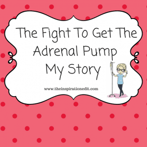 how to get an adrenal pump
