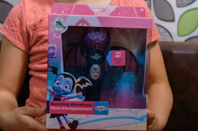Vamparina Disney Toys
