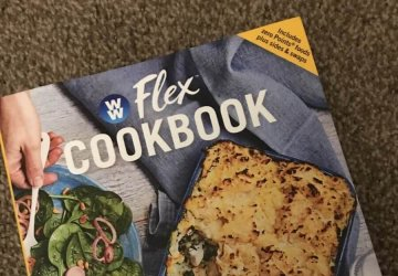 Weight Watchers flex cookbook