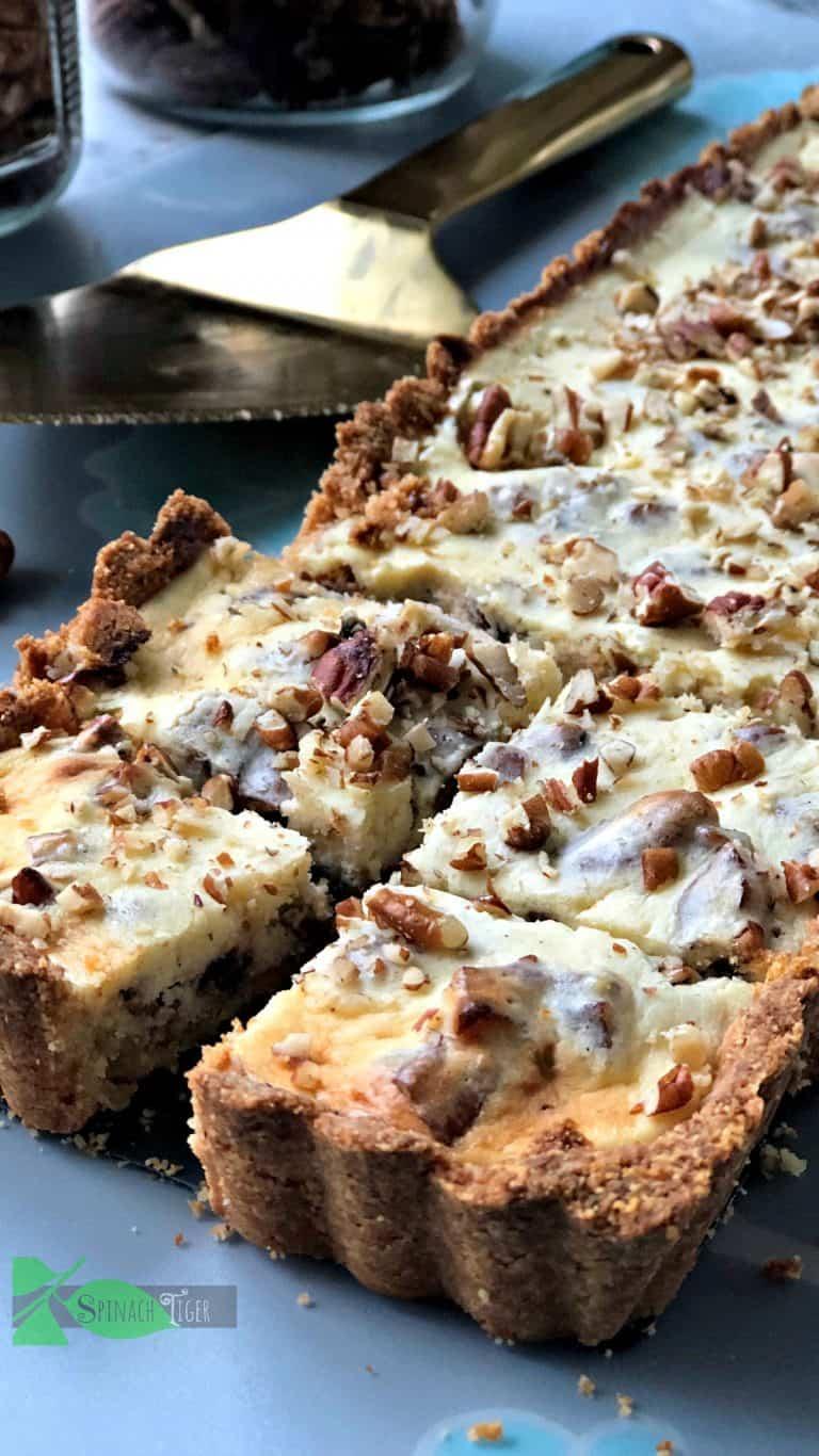 Instant-Pot-Pecan-Maple-Cheesecake-Bars