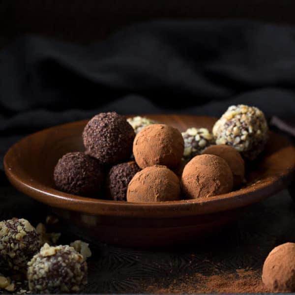 Instant-Pot-sugar-free-chocolate-truffles