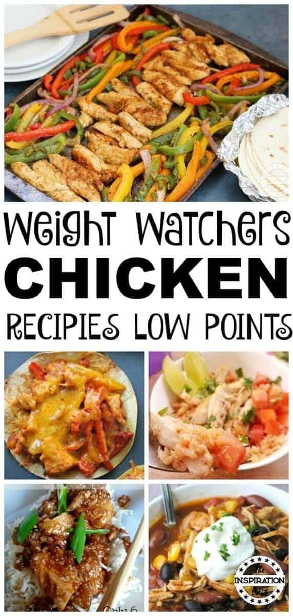 weight watchers chicken