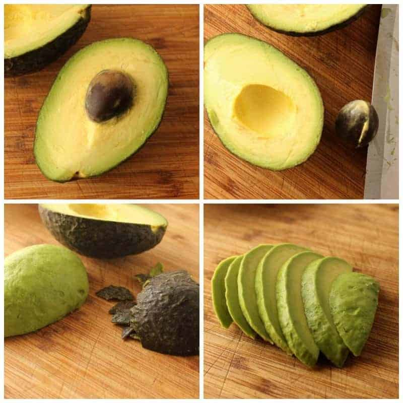 weight watchers avocado