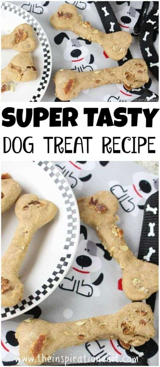 peanutbutter and bacon homemade dog treats