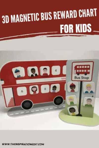 magnetic school bus activity