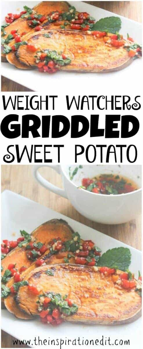 Weight Watchers Sweet Potato