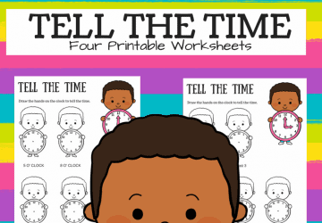 tell the time worksheets
