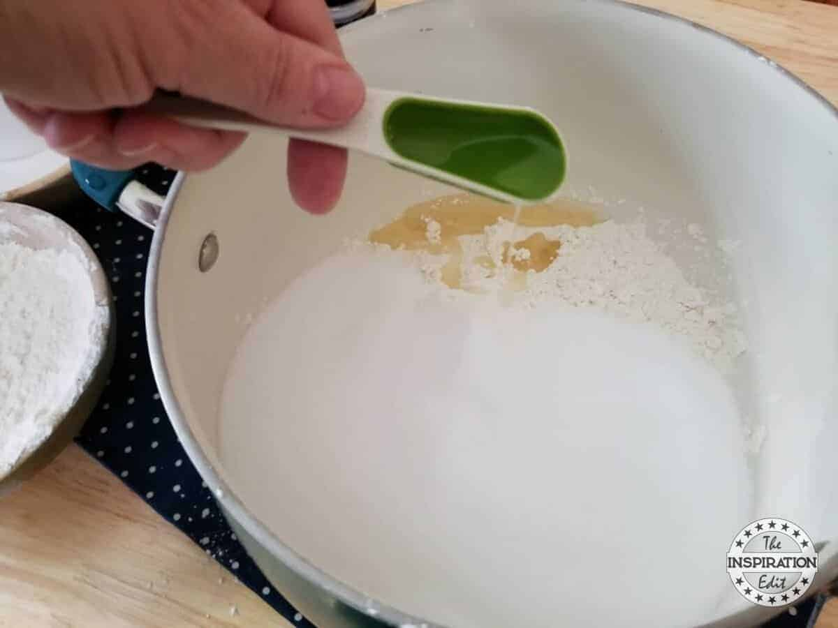 Play Doh Recipe