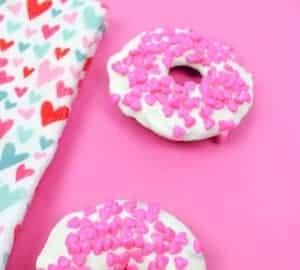velvet donuts