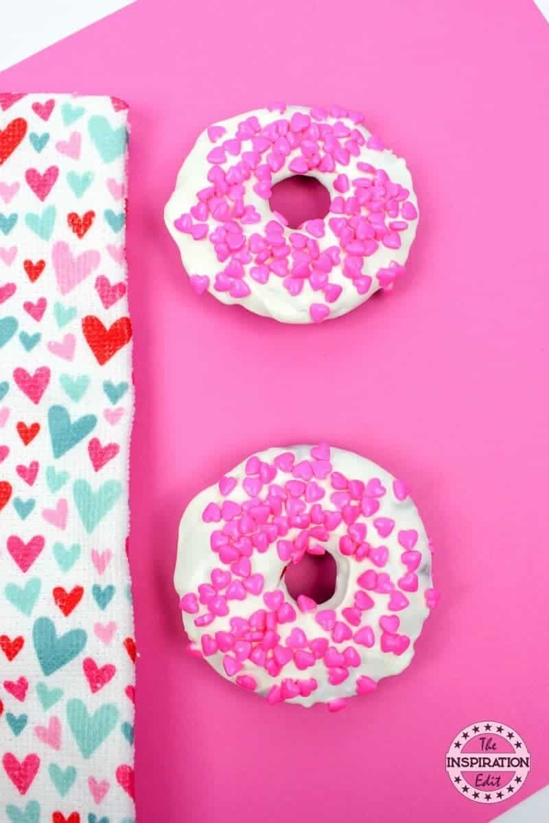 valentines donuts recipe