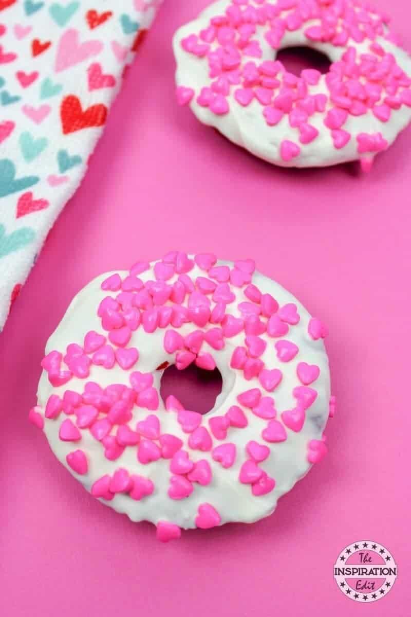 velvet donuts valentines gift idea