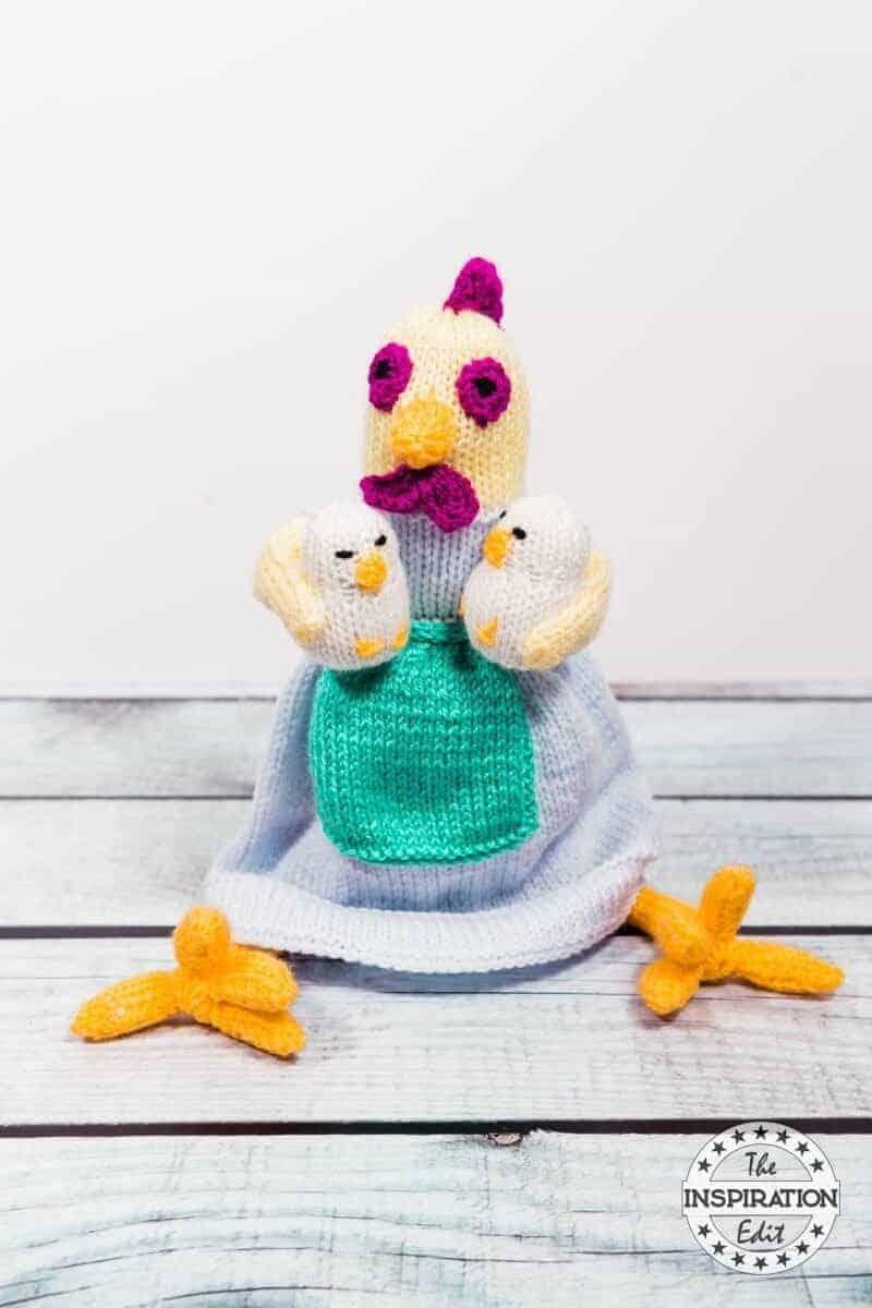 Crochet Hen