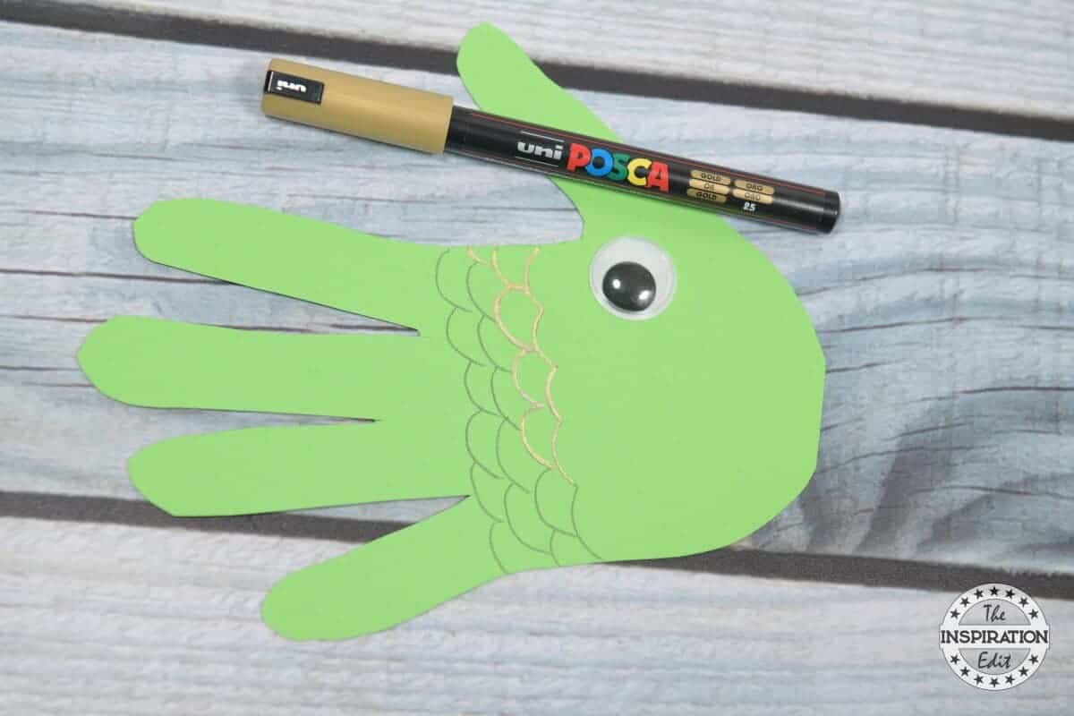 fish puppets for kids