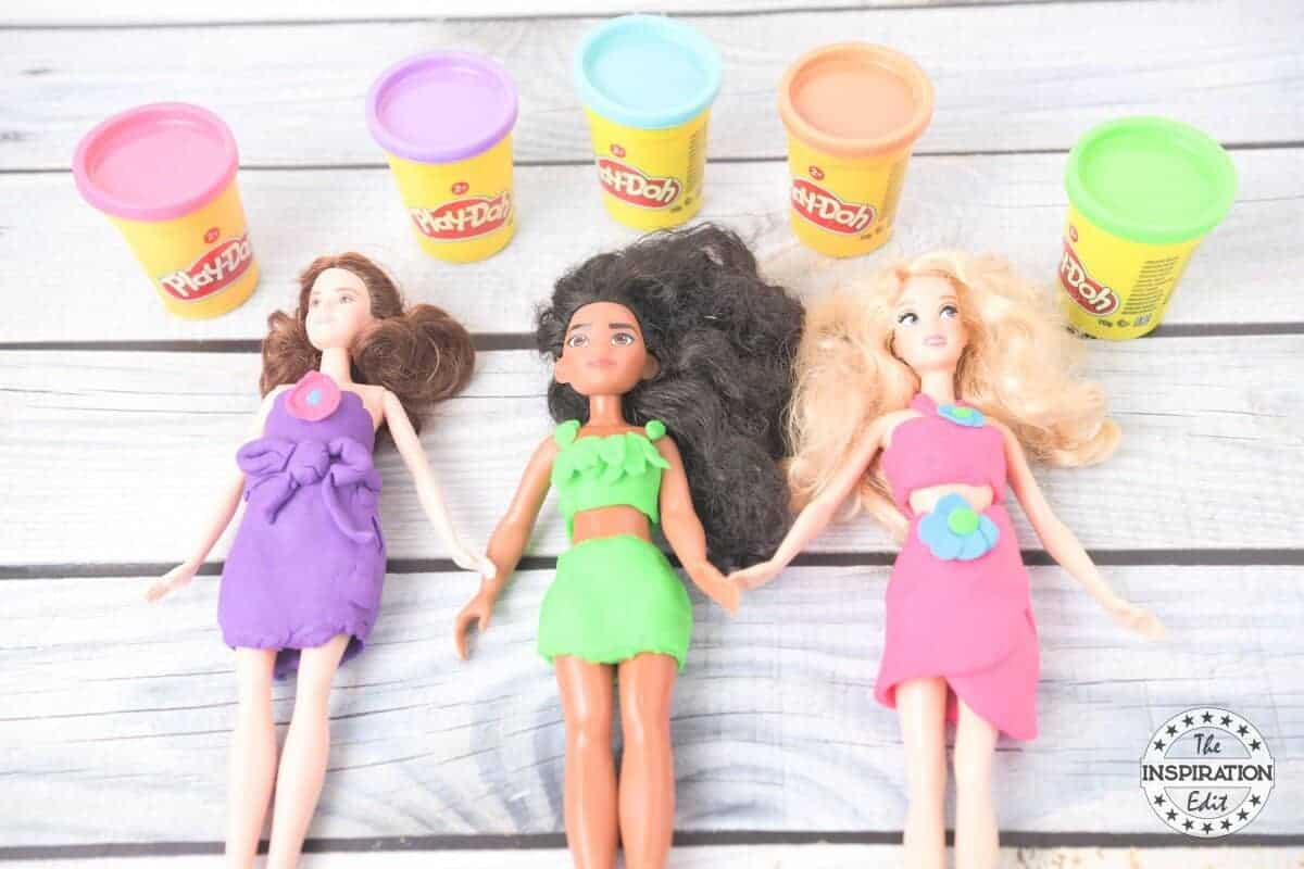 playdoh Kids Activity