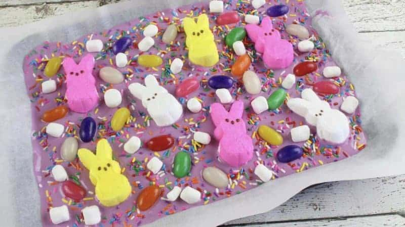 Easter Bunny Bark Recipe