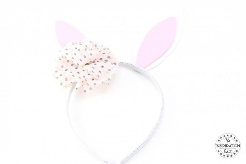 Spring Bunny Headband