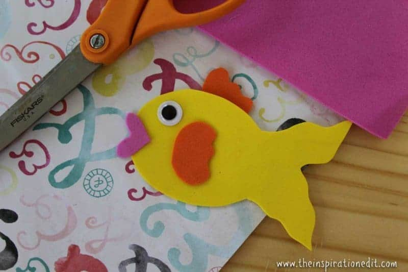 Foam Fish Craft