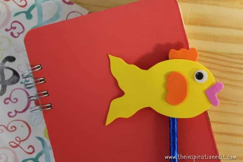 Foam Fish Craft