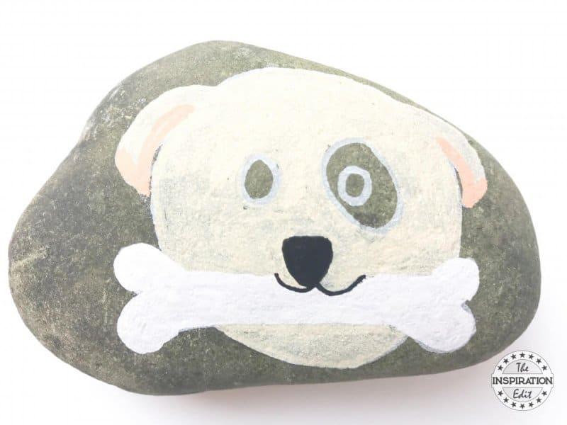 Rock Stone Dog