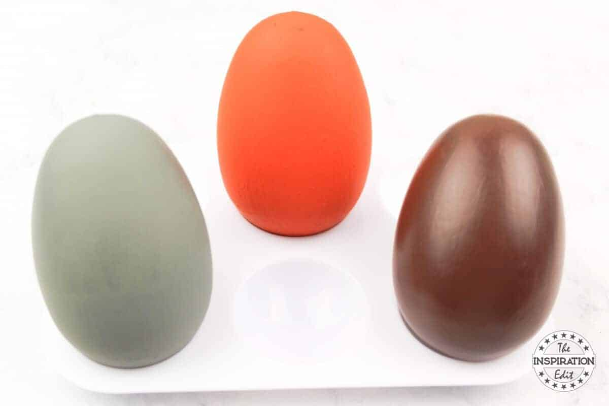 woodland animal eggs