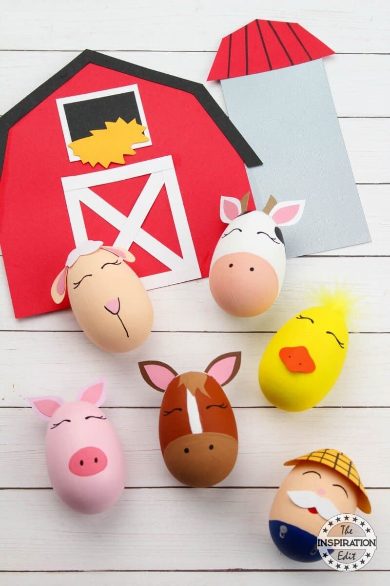 old macdonald craft idea for kids