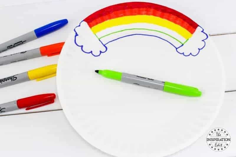 Ark Paper Plate Craft