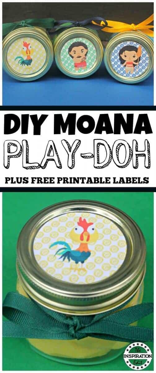 moana play doh