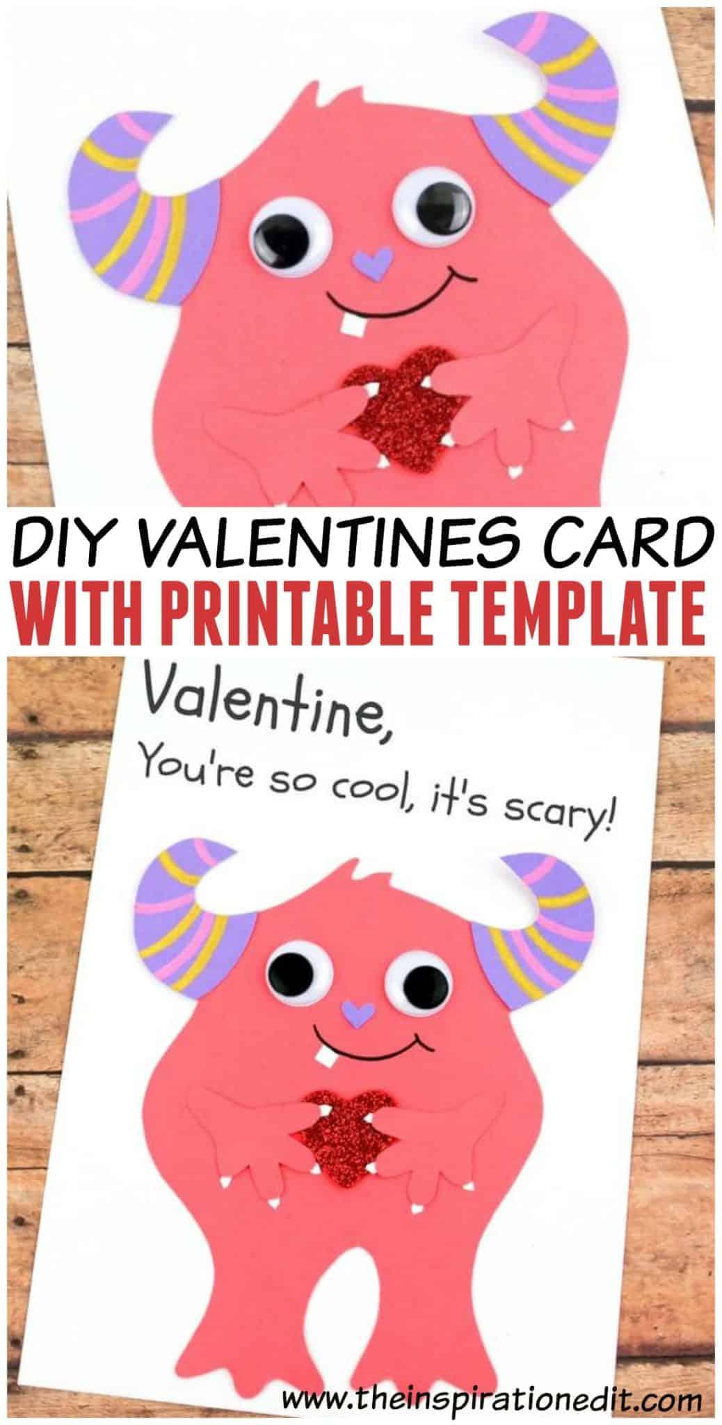 diy valentines cards for kids