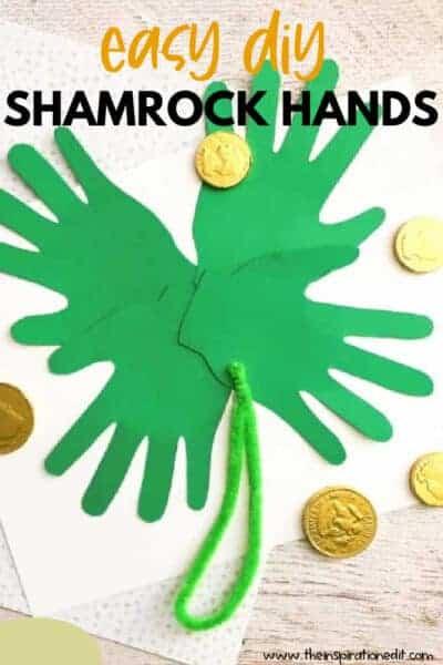 SHAMROCK HANDS