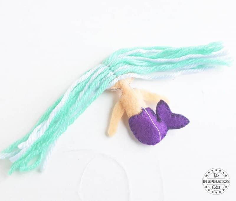 Mermaid Sewing