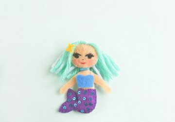 Mermaid Sewing