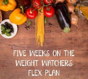 WEIGHT WATCHERS FLEX PLAN