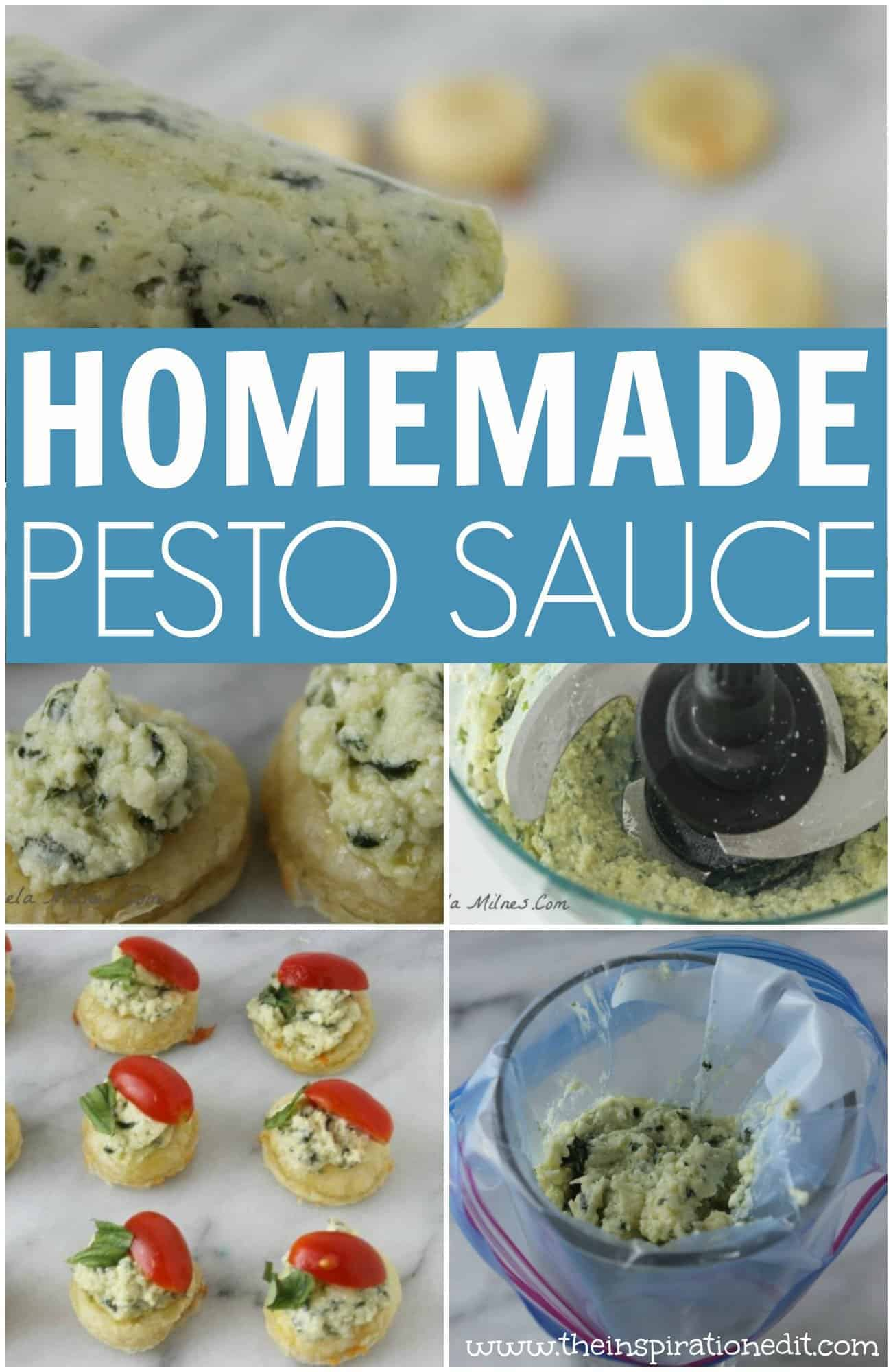 How To Make Pesto sauce