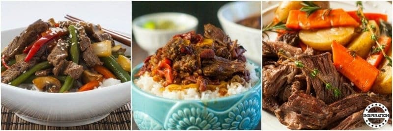 Instant Pot Beef Recipes