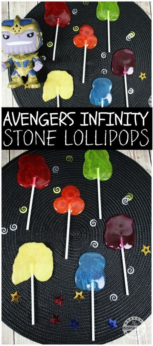avengers infinity stone suckers