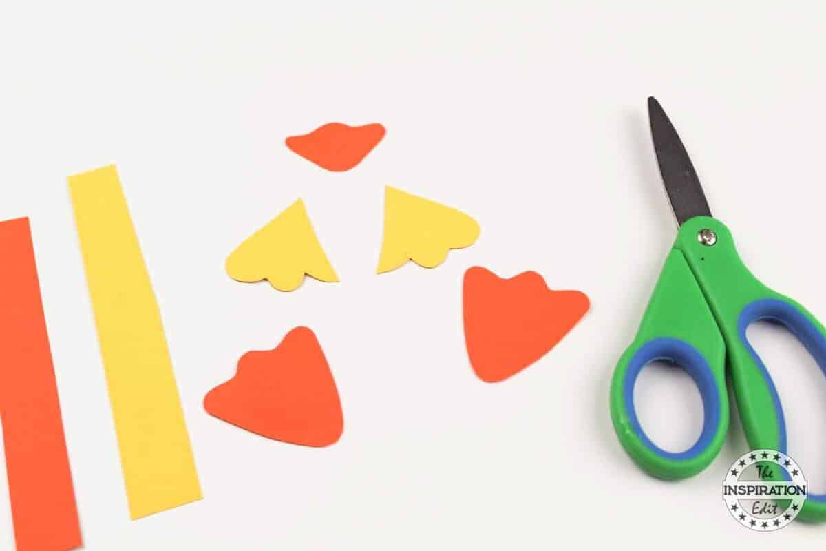 Step One - Duck Craft For Preschoolers