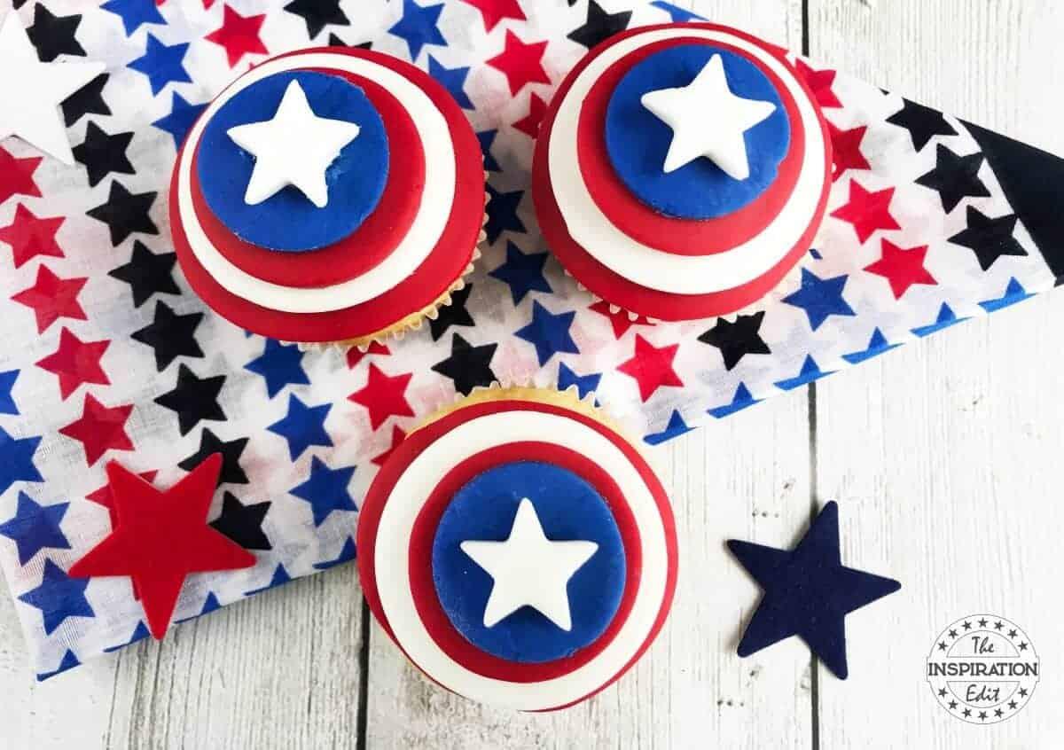captain-america-cupcakes