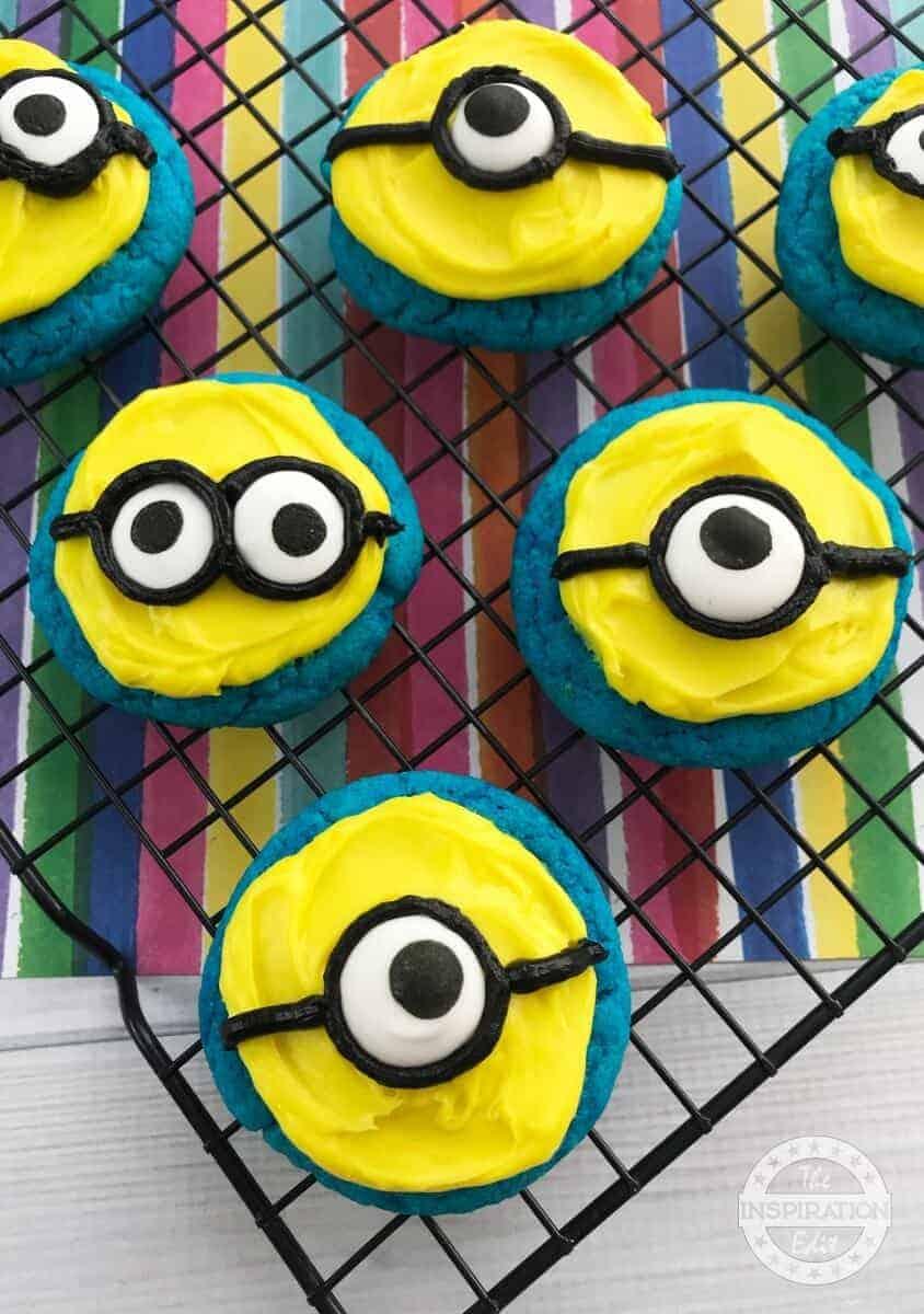 Minions Cookies