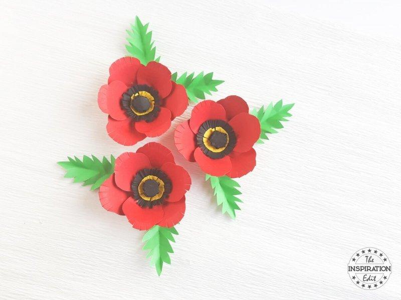 poppy day poppy craft