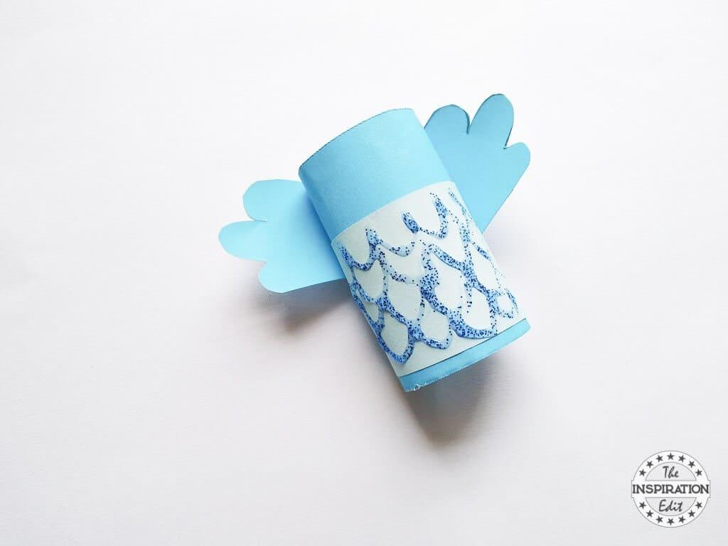 owl paper craft