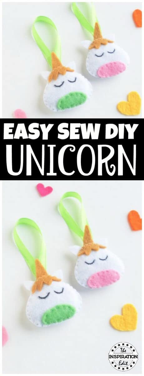 EASY SEW UNICORN