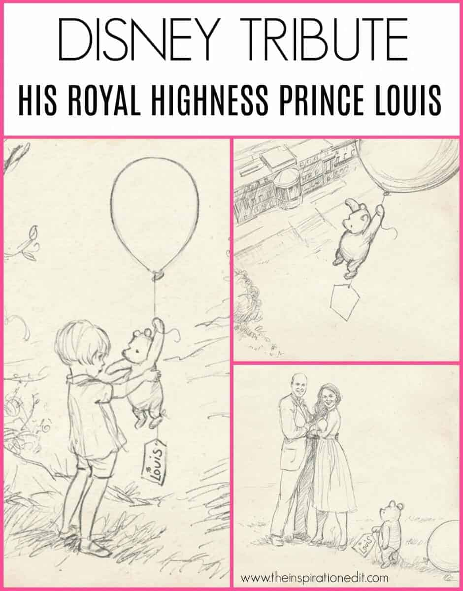Royal Baby Prince Louis Of Cambridge