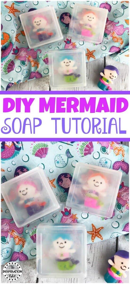 Mermaid Soap