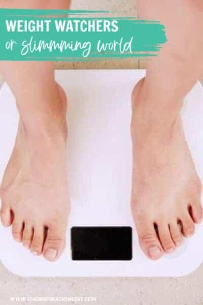 weight watchers or slimming world