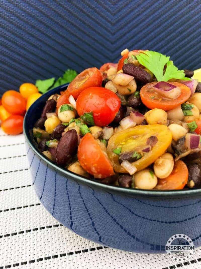4 Bean Salad weight watchers