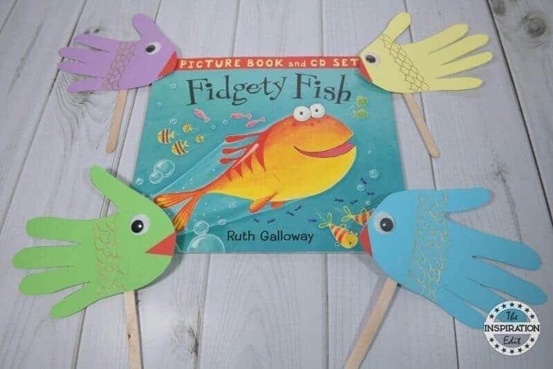 fidgity fish