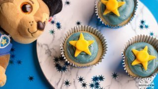 Paw Patrol Cupcakes For Your Party