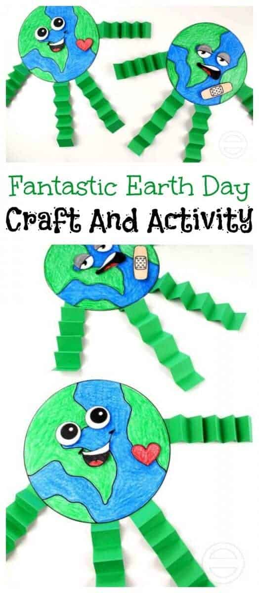 Fantastic Earth Day Craft And Activity