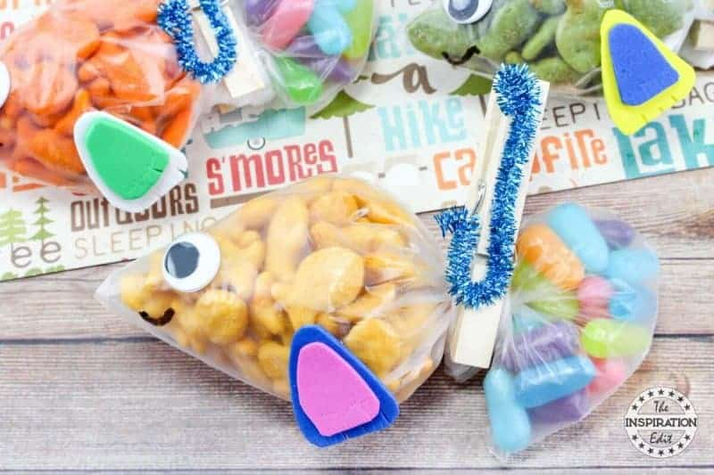 Little Fish Treat Bags