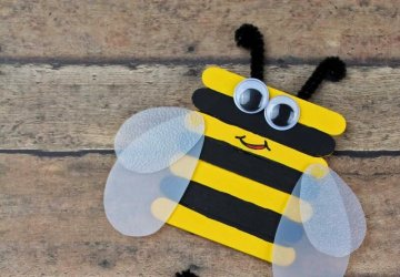 bumble bee craft ideas